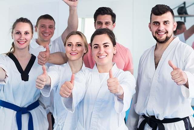 Karateadult1.2, Amerikick Martial Arts Marlton, NJ