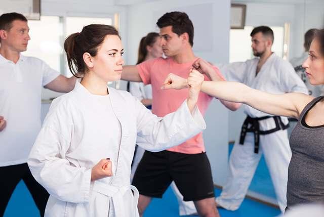 Noexperienceneeded, Amerikick Martial Arts Marlton, NJ