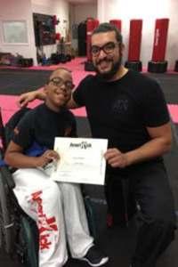 Anthony DiFilippo, Amerikick Martial Arts Marlton, NJ